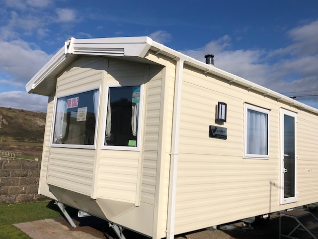 SOLD: New Willerby Rio Gold